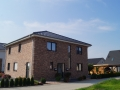 Neubau einesWohnhauses in Hamberge 2016